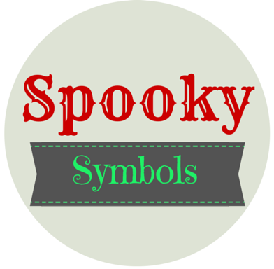 Spooky symbols: halloween look at spooky symbols in books and film